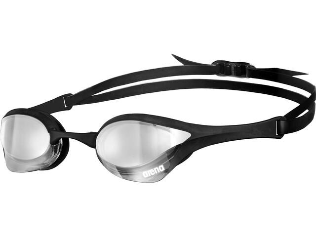 arena Cobra Ultra Mirror - Lunettes de natation - noir